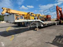Titan heavy equipment transport semi-trailer CS2A