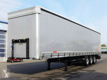 Kögel SN 24 *Liftachse*BPW Achsen* semi-trailer used tarp
