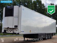 Semi remorque frigo mono température Krone Carrier Vector 1550 Doppelstock Palettenkasten Trennwand Liftachse