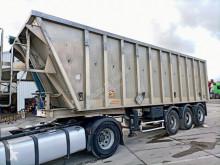 Benalu Voll Alu Mulde 50m³ Leergewicht 5680 Kg Luft semi-trailer used tipper