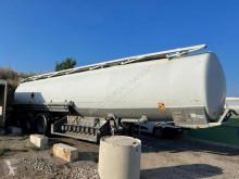 Semi remorque citerne hydrocarbures Trailor 40000L GASOIL ESSENCE