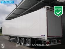 Schmitz Cargobull box semi-trailer SCB*S3B Liftachse isoliert