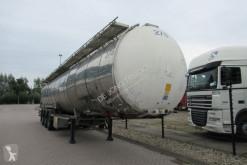 Semi remorque Van Hool Tank trailer / 53600 Liter / 3x Compartments citerne occasion