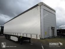 Schmitz Cargobull Curtainsider Standard Getränke semi-trailer used beverage delivery