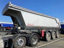 Félpótkocsi Trouillet Année 2016 porte hydraulique használt billenőkocsi építőipari használatra