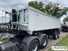 Reisch tipper semi-trailer RHKS Kipper trailer - BPW axles - Drum brakes