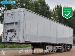 Knapen moving floor semi-trailer K 502 Lift+Lenkachse Seitentüren