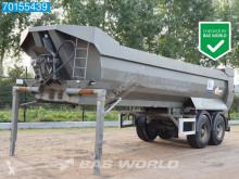 Robuste Kaiser tipper semi-trailer S3302G37 26m3 Stahl-Kipper 2-achse