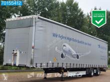 Semi remorque rideaux coulissants (plsc) Fliegl SZS310 Mega Runner Hubdach City-Trailer