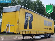 Semi remorque Fliegl SZS310 Mega Runner Hubdach City-Trailer rideaux coulissants (plsc) occasion