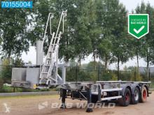 Sættevogn Burg BPO 12-27 CKDM12 Kipp Chassis 20-30ft. 24V Electrisch & Hydraulik containervogn brugt