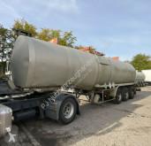 Fruehauf Tar tanker semi-trailer Auflieger Frühauf Bitum