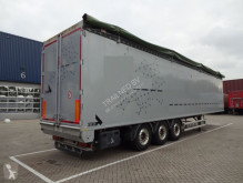 Stas S300ZX 92m3 Liftachse SAF Achsen semi-trailer used moving floor