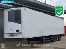 Semi remorque frigo mono température Schmitz Cargobull ThermoKing SLXe 200 Meat-/Fleischhang Liftachse Rohrbahnen