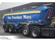 Robuste Kaiser tipper semi-trailer S3302G37, SAF assen