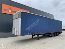 Schmitz Cargobull tautliner semi-trailer Hubdach, SAF+Scheibebremsen, Galvanisiert, XL-sheets, NL-trailer