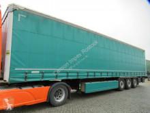Semitrailer skjutbara ridåer (flexibla skjutbara sidoväggar) Krone Gradine verbreiterbar, Standard,Lift,SAF Scheibe
