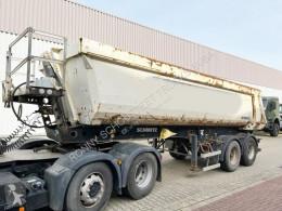 Semi remorque benne Schmitz Cargobull SKI 18 SL 7.2 18 SL 7.2, Liftachse, Stahlmulde ca. 24m³