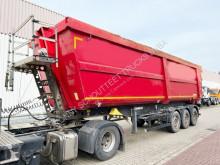 Návěs korba Schmitz Cargobull SKI 24 SL 9.6 24 SL 9.6, Liftachse, Stahlmulde ca. 51,5m³