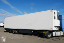 Schmitz Cargobull insulated semi-trailer SKO 24/ TK SCB ONE/ DOPPELSTOCK BLUMEN TOP