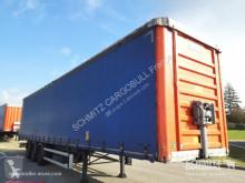 Semitrailer Fruehauf Semitrailer Curtainsider Standard skjutbara ridåer (flexibla skjutbara sidoväggar) begagnad