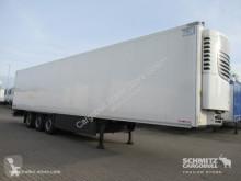 Semi remorque Schmitz Cargobull Tiefkühler Standard Doppelstock Trennwand isotherme occasion