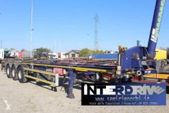 Sættevogn Chiavetta portacontainer ribaltabile 40 piedi containervogn brugt
