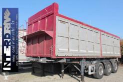 Semi remorque Cargotrailers ribaltabile trilaterale benne tri-benne occasion