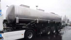 Náves cisterna vozidlo na prepravu potravín Jansky 29000 litre lait