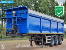 Semi remorque benne AJK OP 17-27/22.5 30m3 Multi-Kappen Lift & Lenkachse NL-APK 06-2022