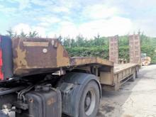 Masso S32 semi-trailer used heavy equipment transport