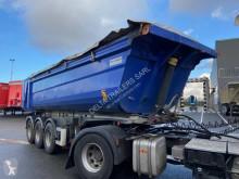 Galtrailer Porte hydraulique ET universelles - Année 2017 semi-trailer used construction dump