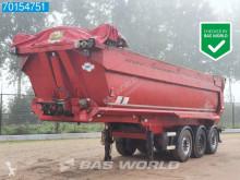 Robuste Kaiser tipper semi-trailer BDAB30 30m3 Stahl Liftachse Hardox SAF-IntraDisc