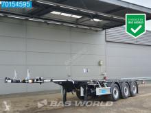Návěs D-TEC Flexitrailer FT-LS-S NEW! 2x Ausziehbar 2x20-1x30-1x40-1x45 ft. nosič kontejnerů nový