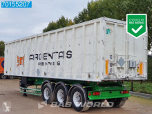 Semi remorque Benalu 54m3 Alu-Kipper SteelSuspension benne céréalière occasion