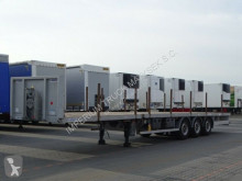 Semirremolque caja abierta Kaiser PLATFORM / FOR BUILDING /EXTENDIBLE/LIFTED AXLE