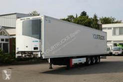 Félpótkocsi Krone TK SLX Whisper/BPW/FRC 10.23/Alu-Boden használt hűtőkocsi