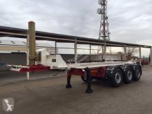 Semitrailer containertransport Renders BASCULANTE
