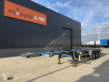 Semi remorque LAG 40FT/45FT, leeggewicht: 4.160kg, BPW+Trommel, 5x beschikbaar porte containers occasion