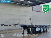 D-TEC Flexitrailer FT-LS-S NEW! 2x Ausziehbar 2x20-1x30-1x40-1x45 ft. semi-trailer new container