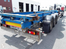 Semitrailer containertransport Asca Chassis 40/45 pieds chariot coulissant