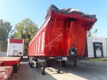 Alkom scrap dumper semi-trailer SR3GP380