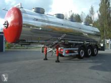 Semitrailer tank Magyar SRMAGS / ADR ALKOHOL
