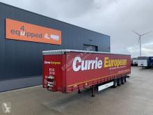 科罗尼半挂车 BPW-drum, Multilock, NL-trailer 侧边滑动门(厢式货车) 二手