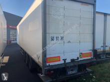 Semirremolque furgón Fruehauf FOURGON 3 ESSIEUX PORTE RELEVABLE AVEC HAYON