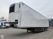 Semi remorque frigo mono température Kögel SVA 24 - Koel/Vries Oplegger - SAF - Carrier Vector 1350 - Dhollandia Laadklep 01/2022 APK (O763)