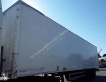 Semirremolque furgón caja polyfond Fruehauf FOURGON 3 ESSIEUX MEGA