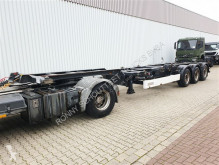 Semi remorque porte containers Kögel SWCT 24 P SWCT 24 P, Container-Chassis, 2x20/30/40 Fuß