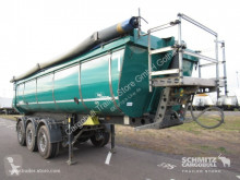 Semiremorca benă Schmitz Cargobull Kipper Stahlrundmulde Thermomulde 24m³