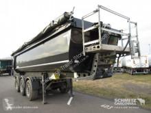Semi remorque benne Schmitz Cargobull Kipper Stahlrundmulde 24m³